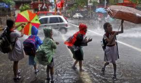 The Umbrella Kids