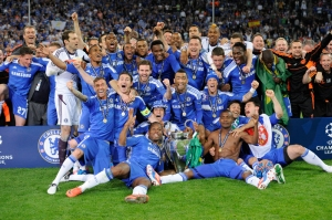 Chelsea - Champions 2012