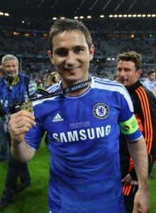 Lampard-Champions 2012